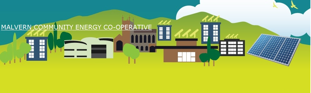 Malvern Community Energy Co-operative